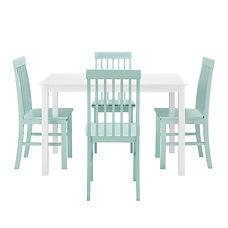 ELIS DINING SET (4 SEATS)