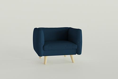 Rafina Single Seat Sofa