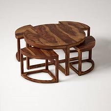 Elbe Coffee Table Set