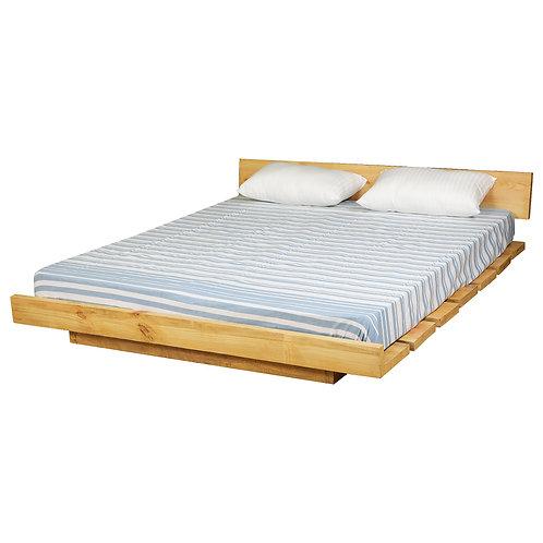 ZEN LOW PLATFORM BED