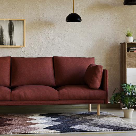 Molde Sofa with Cienne Work table