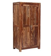 Ariel Sheesham Wardrobe Cabinet