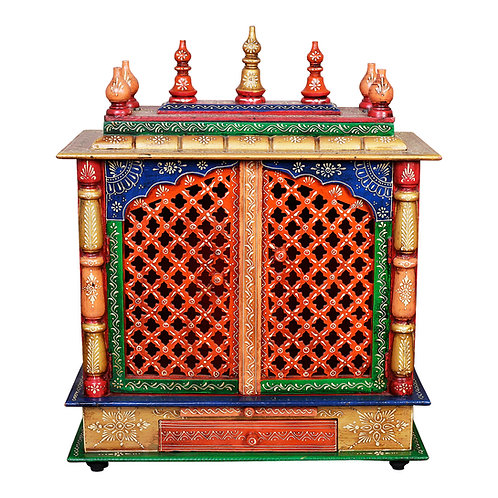 ISERE TEMPLE CABINET