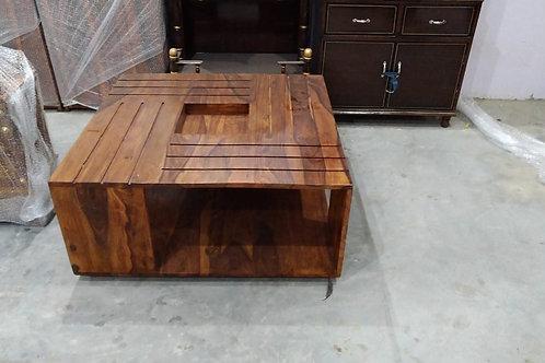 TYROL SHEESHAM COFFEE CENTER TABLE