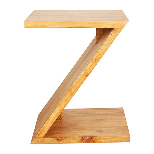 ZETTA SHEESHAM SIDE TABLE