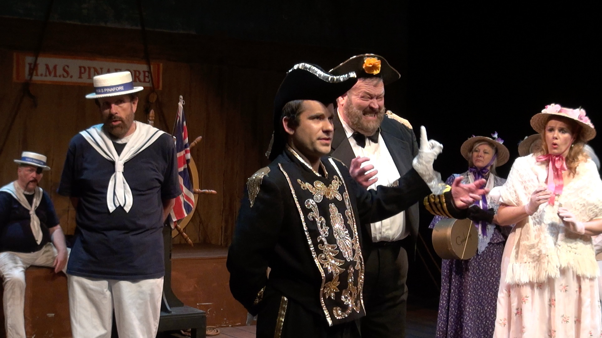 2015 HMS Pinafore DVD 3