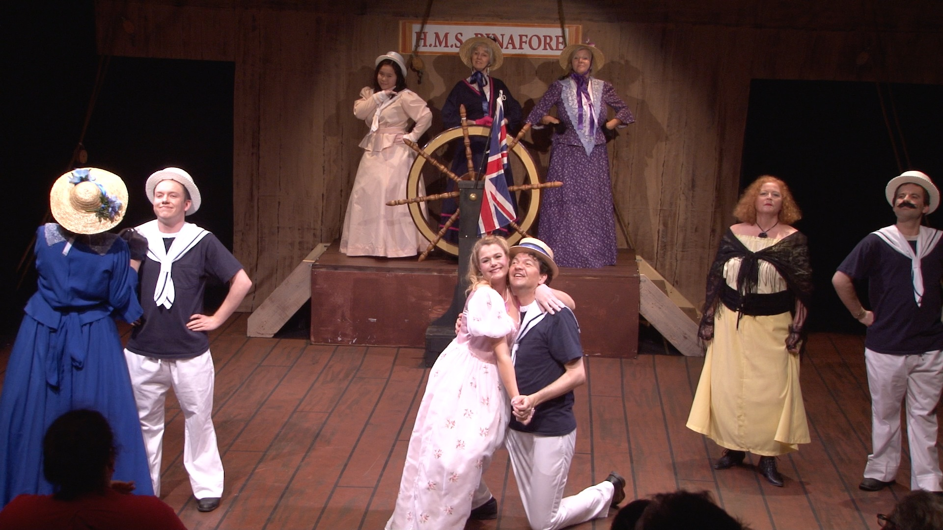 2015 HMS Pinafore DVD 15