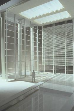 Portico Study Model
