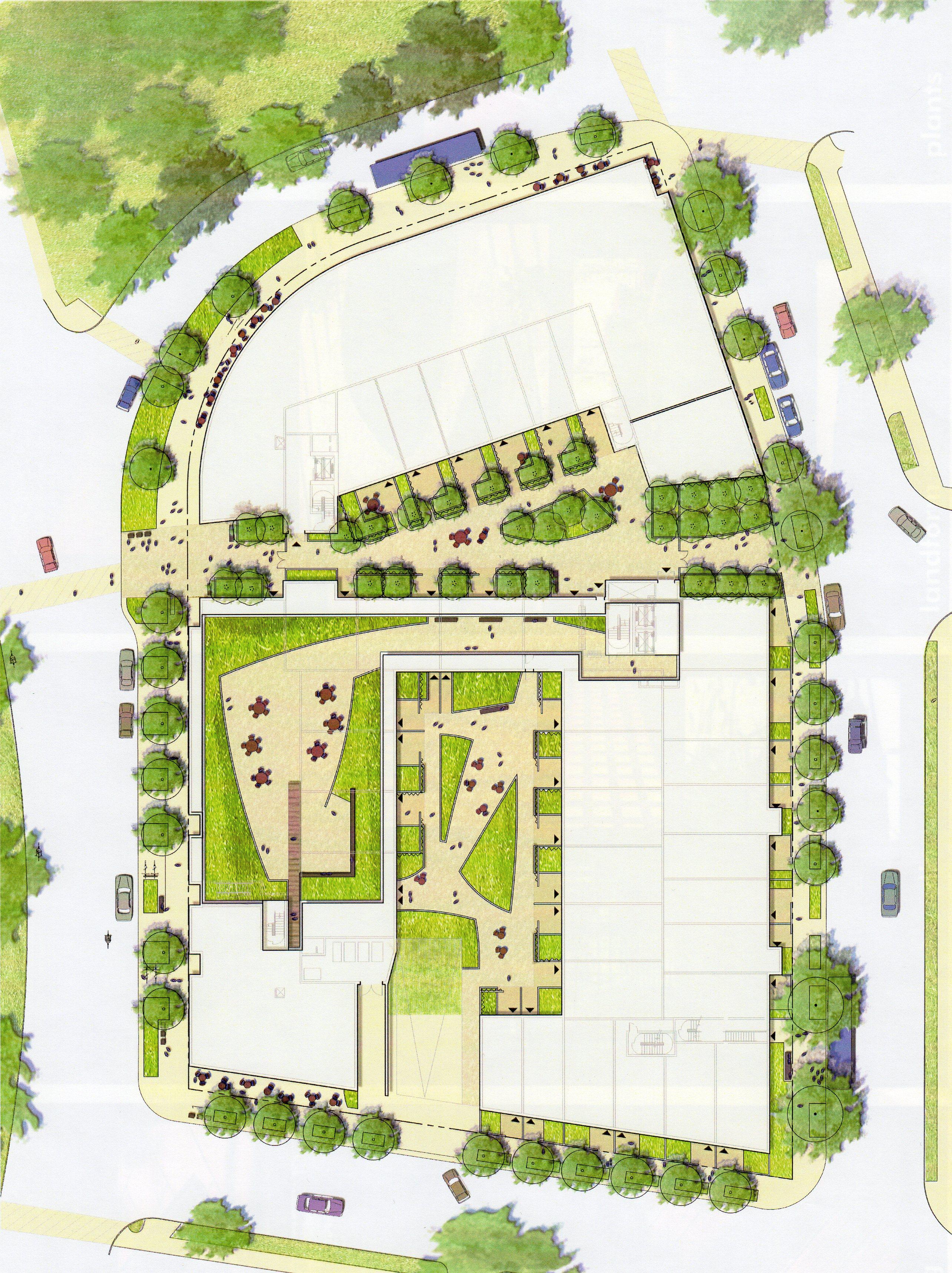Circa Greenlake-Landscape Plan