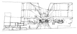 Telstra Lane Sketch