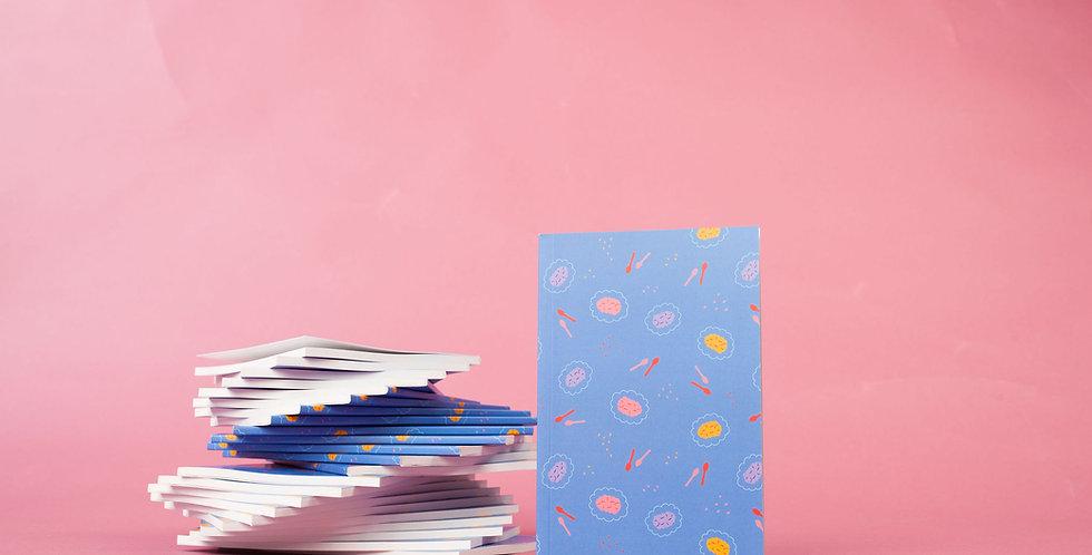 Brain Fog Sucks - Mini Notebook