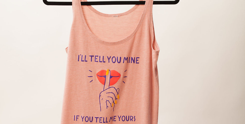 #OtherNormalStories Relaxed Tank