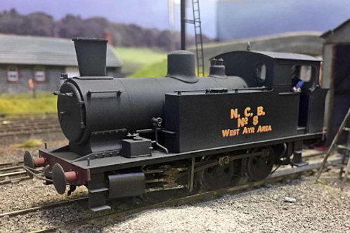 Andrew Barclay 18inch 0-6-0T