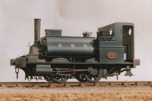 GER Class 209/LNER Y5
