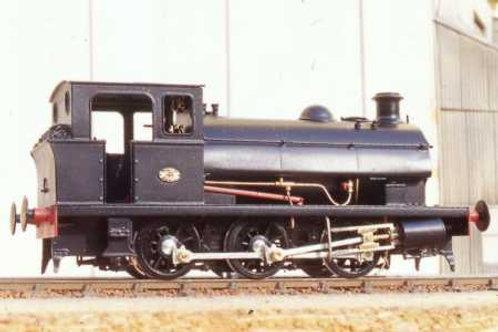 Hawthorn Leslie 14inch 0-6-0ST