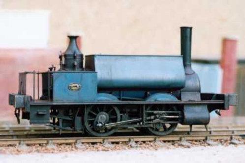 Neilson Contractors' Engine
