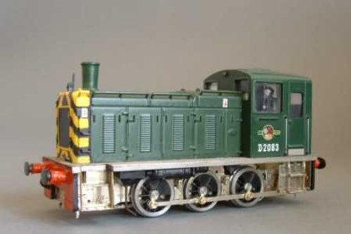 BR Class 03DM