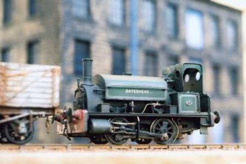 Black Hawthorn 0-4-0 ST