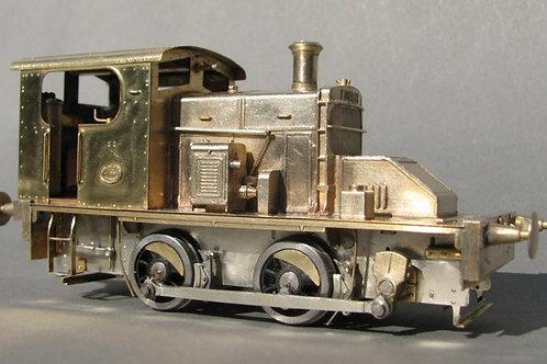 GWR Fowler 0-4-0 DM