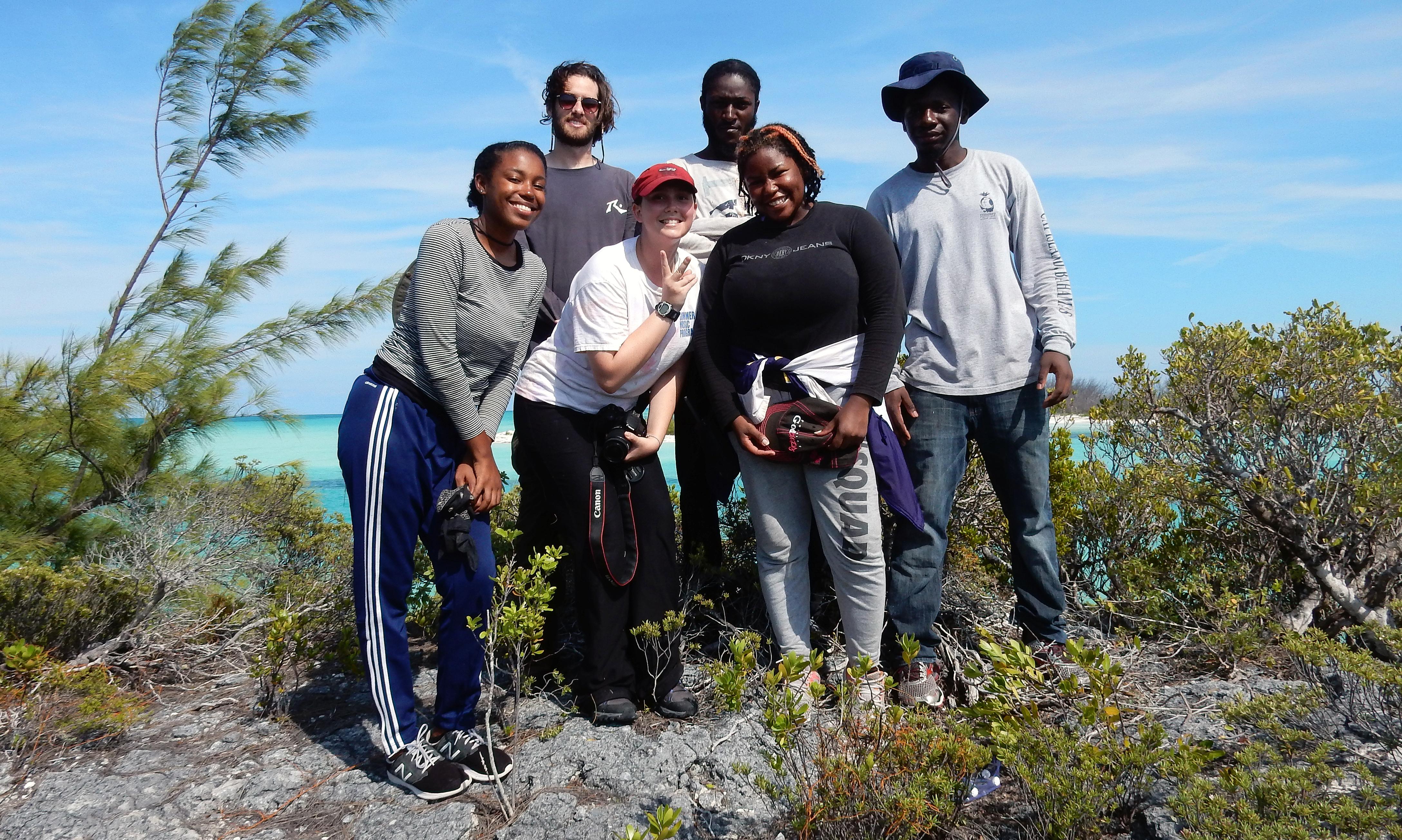 2018 Bahamas Joulters APC Team!