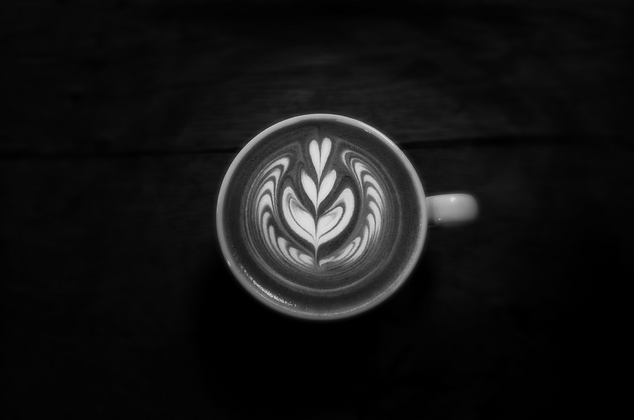 コーヒー,ラテアート