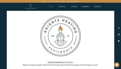 Knights Heating by Ada Digital Marketing