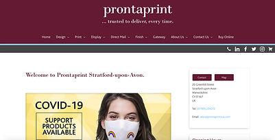 Prontaprint by Ada Digital Marketing