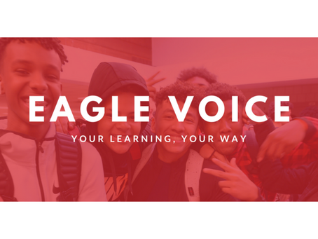 "Eagle Voice: Student Event Helps Elevate Student Voice and Deliver ""What If?"" Culture"
