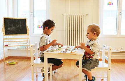 Kindertagesstätte St.Gallen | Kita Pippalina