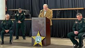 Hardee County Sheriff's Office Deputy Swearing In Ceremony