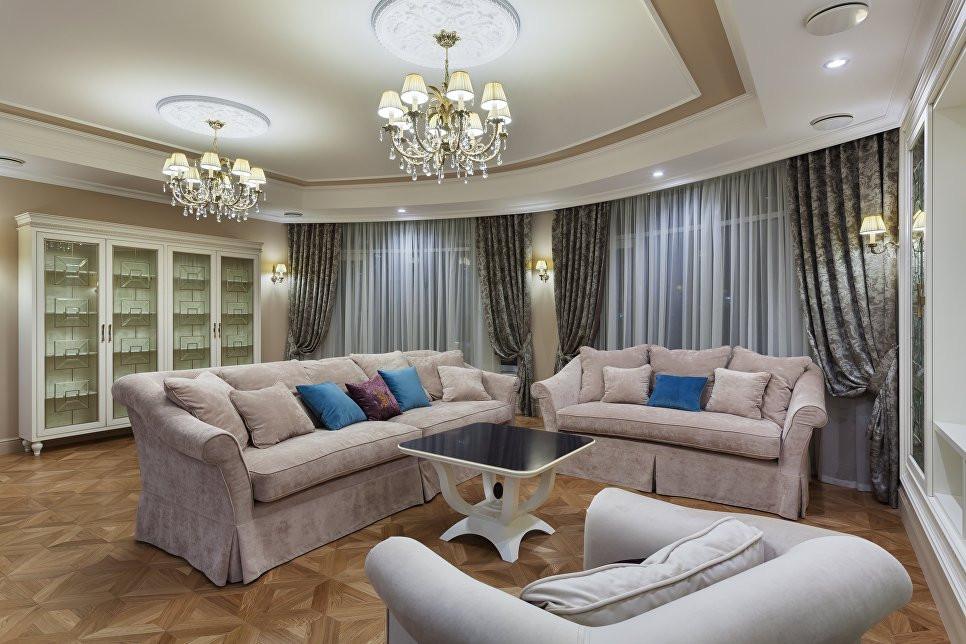 гостиная, классика ZE-MOOV HOME