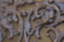 деревянный зезной декор