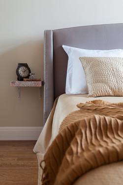 Спальная, декор