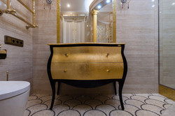 Ванная комната, классика