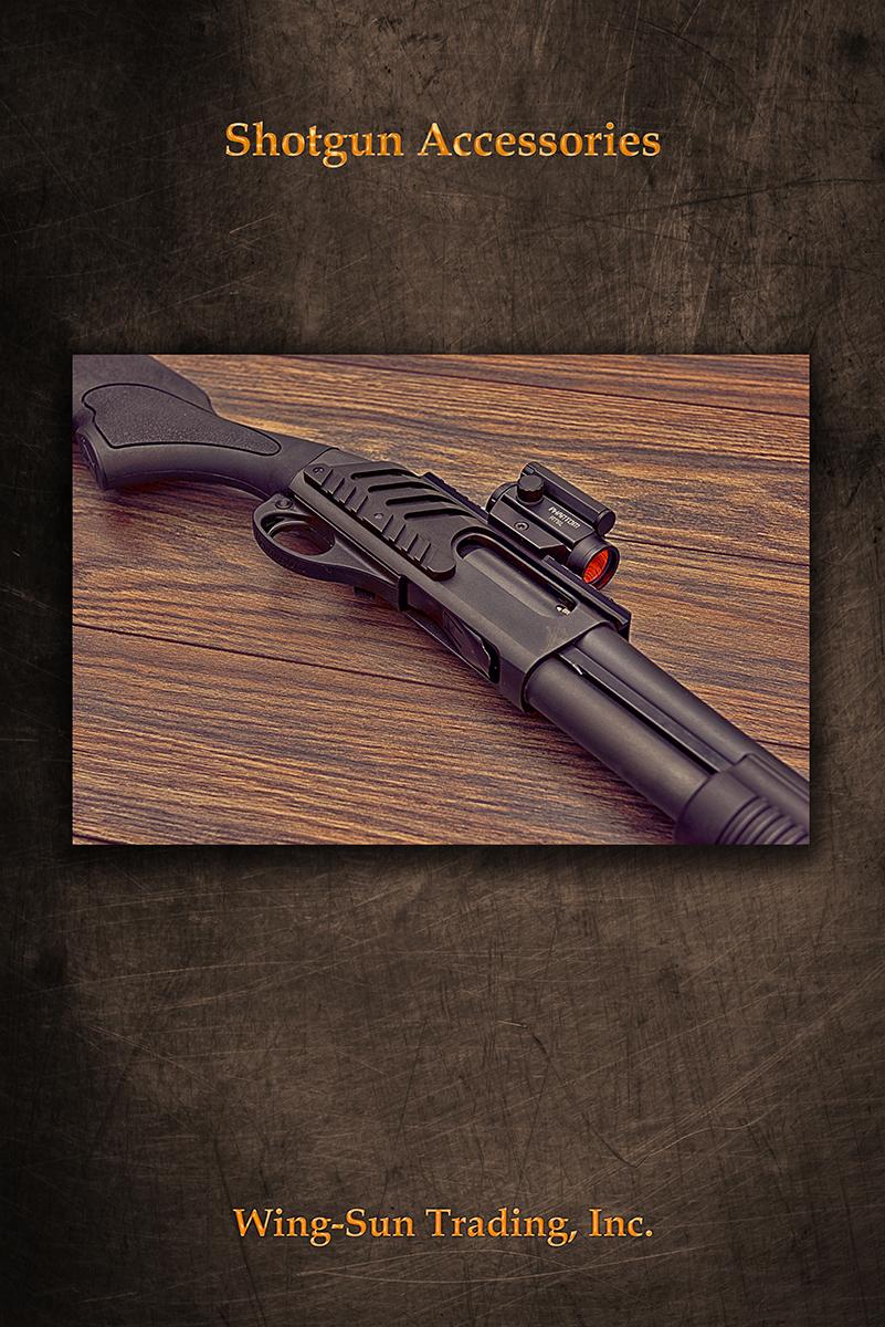 Shotgun艺术模板
