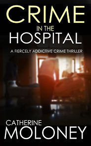 crime fiction book crime in the hospital