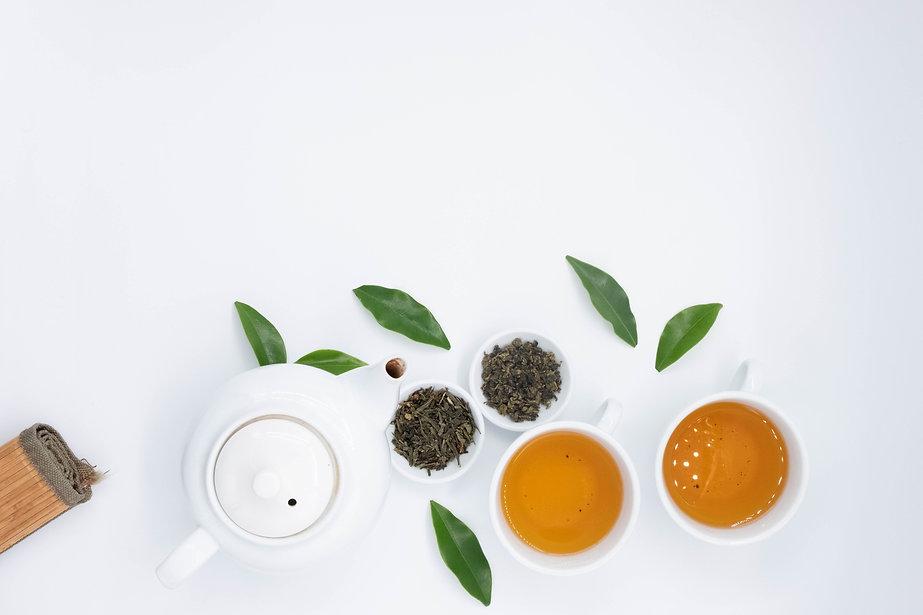 Exceptional Organic Loose Leaf Teas