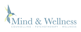 Mind and Wellness Logo