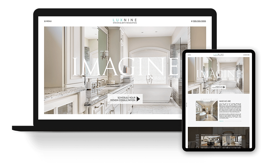 Luxnine - Remodeling / Renovation Template