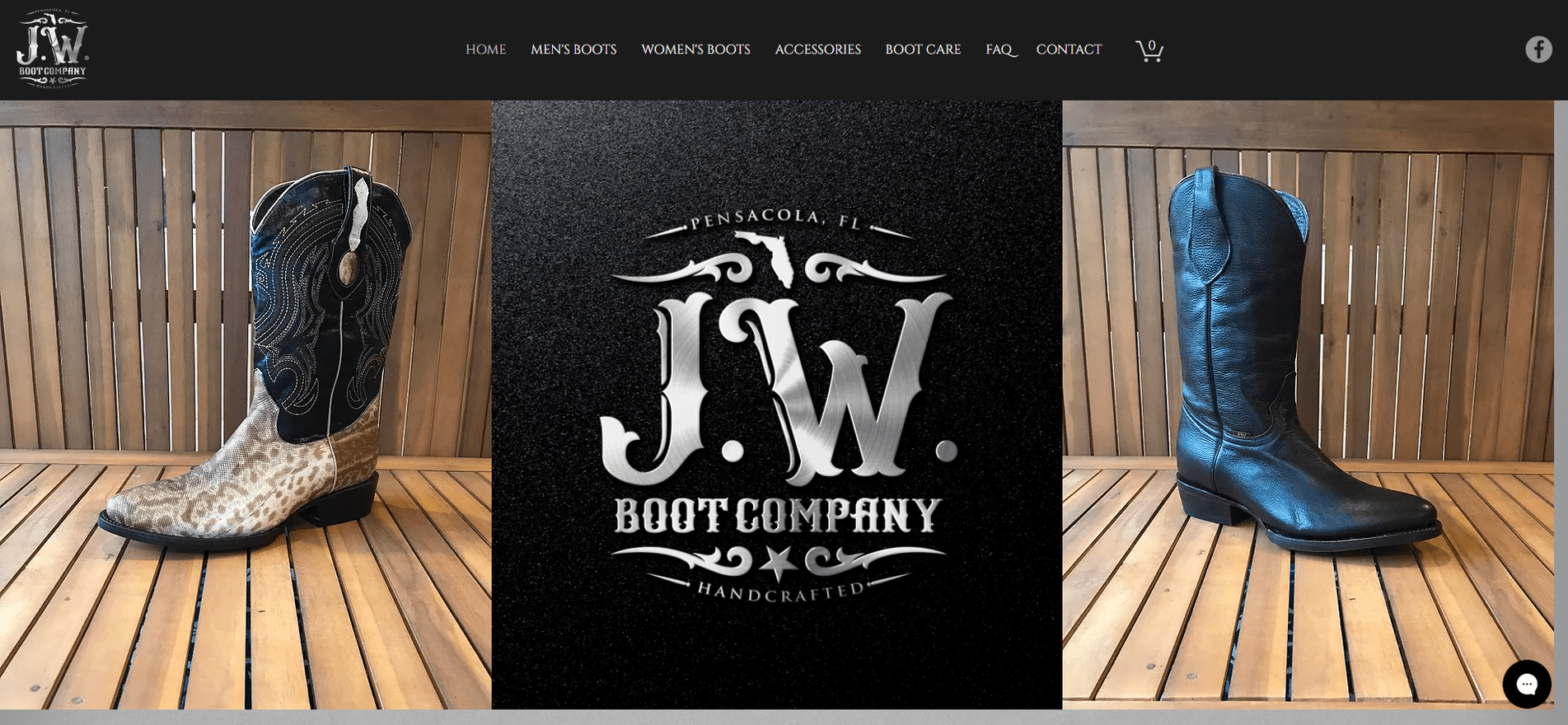 E-commerce Boot Company
