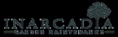 Inarcadia garden maintenance logo