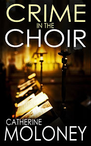 crime fiction book crime in the choir