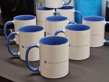 Blue Cube Studios Mugs