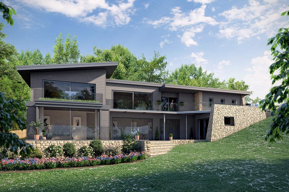 Exterior Property CGIs