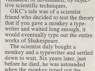 Monkeys and Typewriters