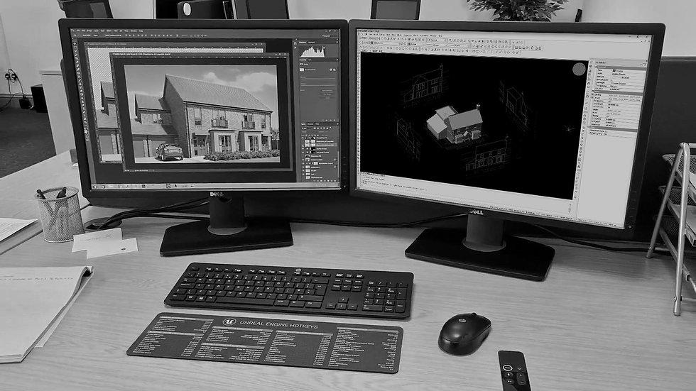 3D Architectural Visualisation Studio