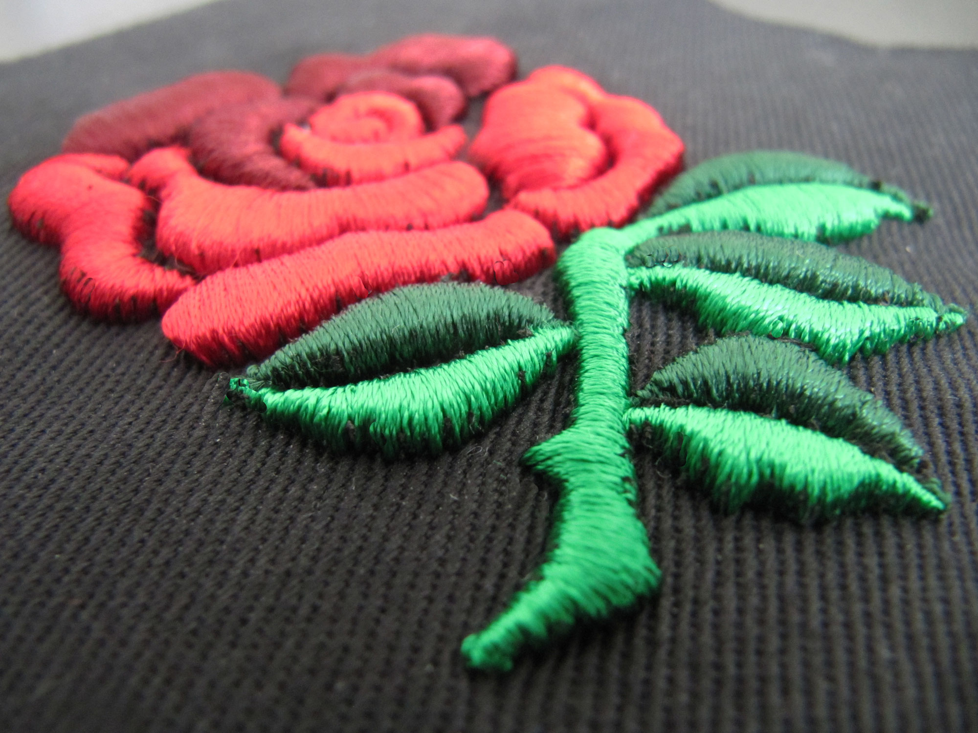 3D Foam Embroidery