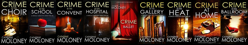Catherine Moloney Books