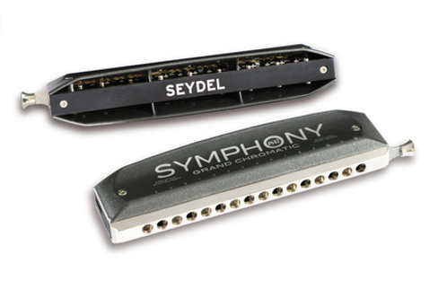 Seydel Symphony 16 Hole Chromatic Aluminium