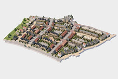 3d-site-plan-newhall-phase-2A-site-model